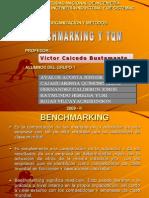 Benchmarking y Tqm