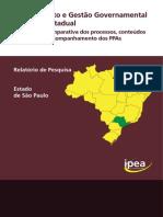 Relatorio Pesquisa PPA Sao Paulo