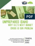 Unprepared Idaho 2014