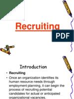 04 Recruitment