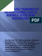 O ATENTADO 11 SETEMBRO