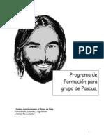 Programa de Formacion Para Grupos