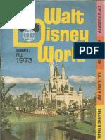Disney World Guide 1973