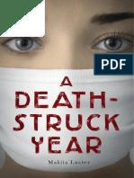 A Death-Struck Year Excerpt by Makiia Lucier