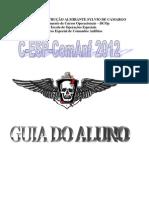 Guia Do Aluno COMANF 2012