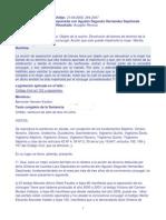 Regímenes Patrimoniales. Separación judicial de bienes.21.04.08.