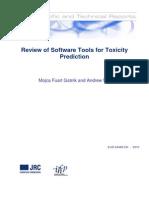 JRC Report QSAR Tools