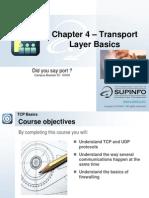 04 - Transport Layer Basics