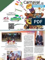Programa Oficial Carnaval 2014