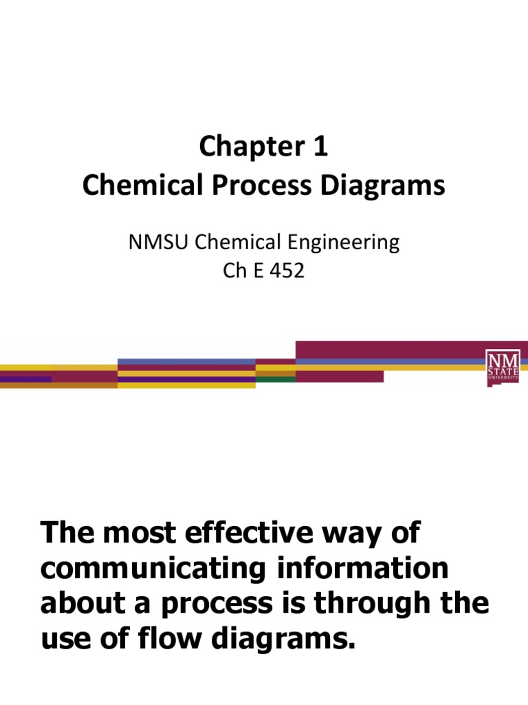 Chapter 1 Process Diagrams Instrumentation Engineering Flow Diagram Uses