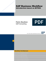 SAP Business Workflow Introduction_BIT600