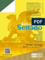 Periódico Somos Senado - Edición 10