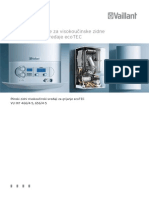 Kondenzacioni Uredjaji EcoTEC 46 i 65 kW