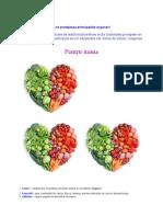 Alimente Nutritive Ce Ne Protejeaza Principalele Organe