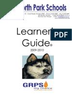 School Handbook 09 10