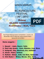 PPT. IslamiCompetition