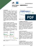 AAN 2009.2 Sistemi in Cassetto in Ridondanza