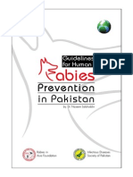 Guidelines for Rabies Prevention 1