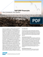 Localization of SAP ERP Fi