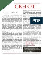 Le Grelot - février 2014