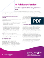 Independent Advisory Service