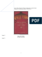 Fire and Sword in the Caucasus by LUIGI VILLARI