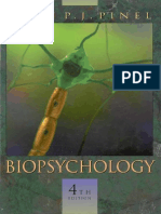 Foundations Of Physiological Psychology Pdf
