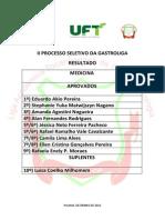 Resultado Gastroliga-2013