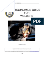 Ergonomics Guide for Welders
