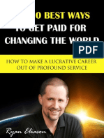 The 10 Best Ways to Get Paid for Changing the World