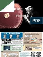 cefalosprinas y penicilinas   Grupo 14 Año 3