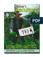 Holzer, Sepp - Permacultura. Ghid Practic Pentru Agricultura La Scara Mica