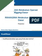 Basic Rigging Presentation