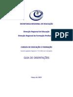 Guia de Orientação DRQP