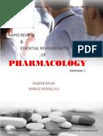 Pharmacolgy Study Notes