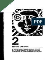Manuel Castells - A Teoría Marxista das Classes Sociais - Comentario ao Texto de Nicos Poulantzas