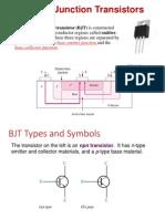 Chapter 5 Transistors BJT Part I