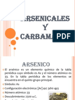 Arsenicales y Carbamatos[1]