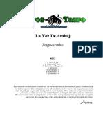 Trigueirinho - La Voz de Amhaj