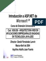 18. Introduccion a ASP