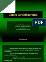 Clinica Sarcinii Normale