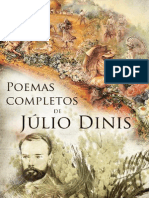 Júlio Dinis - Poemas de Júlio Dinis