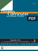 Diseño Curricular EGB Primaria