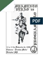 1998 Jogos medievais