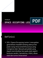 CSS Space Occupying Lession