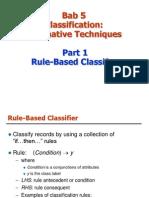Bab 05 Alt Class Part 1 Rule Based Class