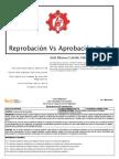 Plan anual 2012-2013 REPROBACIÓN