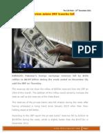 27 DEC 2013 - Reserves Minus IMF Tranche Fall