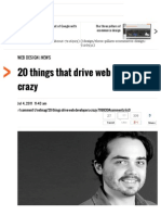 20 Things That Drive Web Developers Crazy _ Web Design _ Creative Bloq