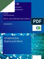 CA Spectrum Event Alarm Handling-s